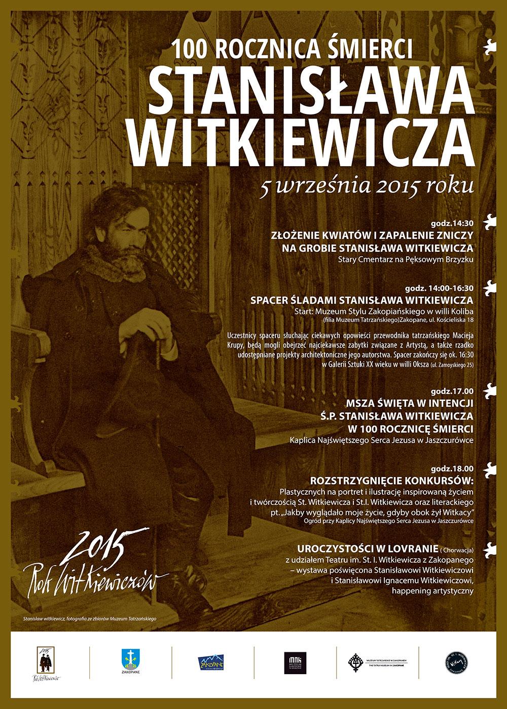 100_rocznica_smierci_witkiewicza_plakat_www_1