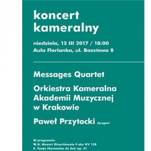 Grafika udostępniona przez  Akademia Muzyczna w Krakowie