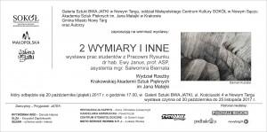 2 WYMIARY IINNE ASP Kraków str.1