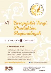 Grafika udostępniona przez: Tatrzańska Agencja Rozwoju, Promocji iKultury