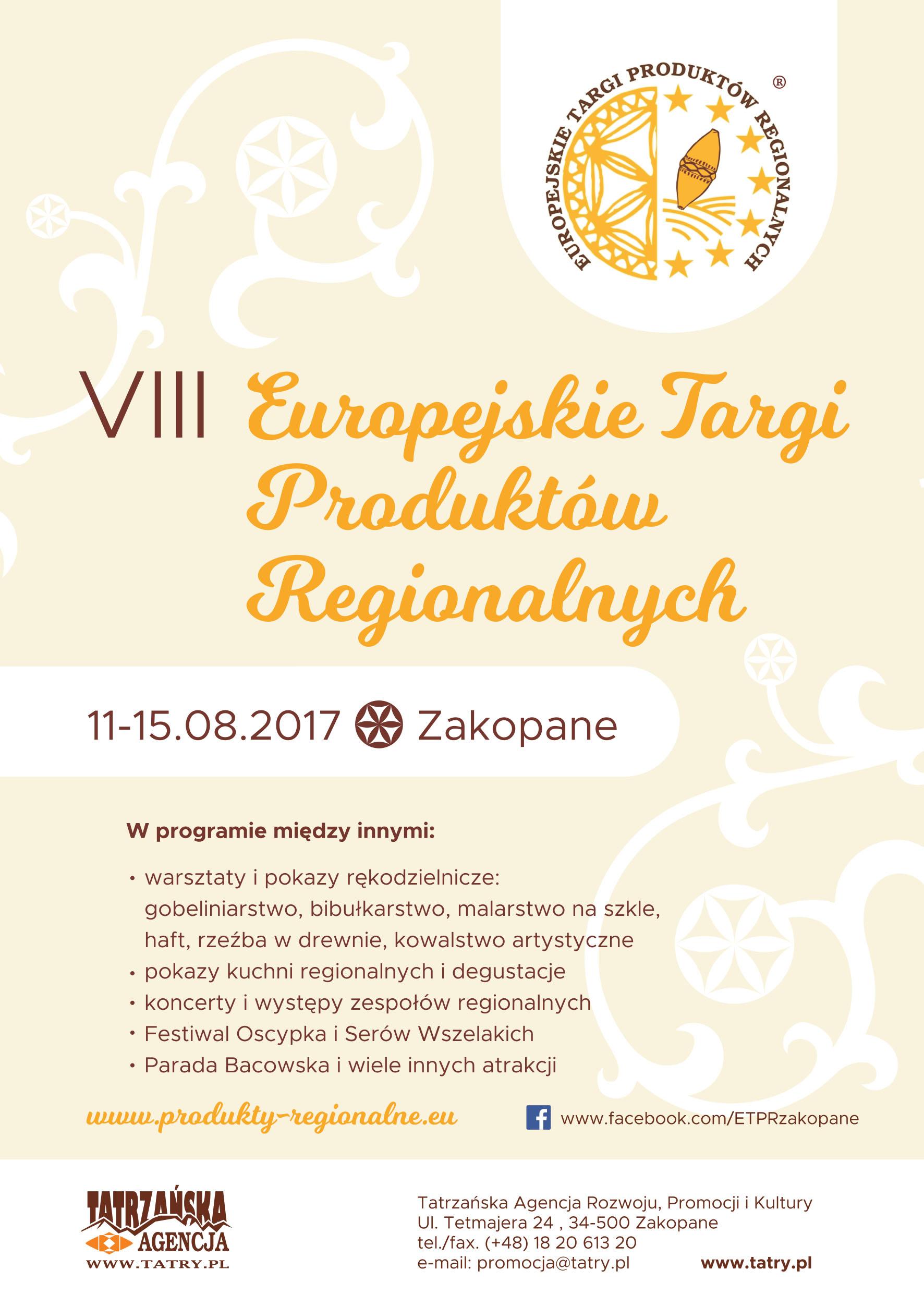 Grafika udostępniona przez: Tatrzańska Agencja Rozwoju, Promocji i Kultury