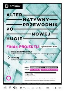Alternatywny Przewodnik poNowej Hucie - finał PL