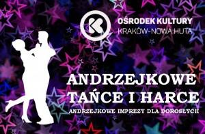 plakat nadesłany przezOrganizatora (Ośrodek Kultury Kraków - Nowa Huta)