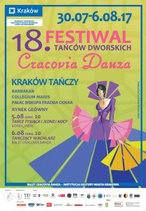 Grafika udostępniona przez: Balet Cracovia Danza