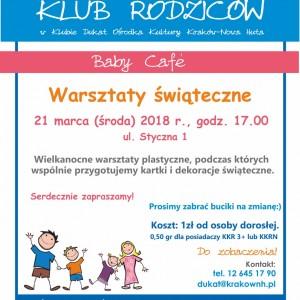 Dukat -baby cafe marzec