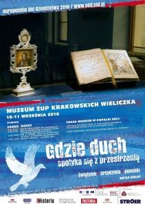 Plakat przesłany przezOrganizatora (Muzeum Żup Krakowskich Wieliczka)