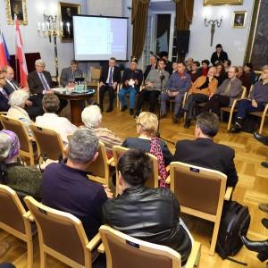 Foto z debaty 7.11 - fot. A. Janikowski MHK (zdjęcie nadesłane przez Organizatora)