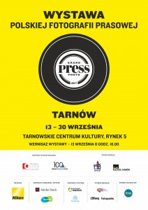 Plakat organizatora: Tarnowskie Centrum Kultury