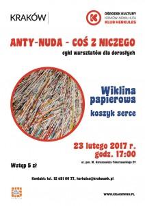 Grafika udostępniona przez: Ośrodek Kultury Kraków- Nowa Huta.