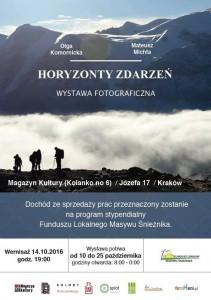 plakat nadesłany przezOrganizatora (Magazyn Kultury)