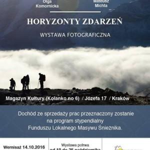 plakat nadesłany przez Organizatora (Magazyn Kultury)