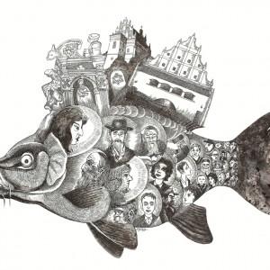 Grafika udostępniona przez: Muzeum – Dwory Karwacjanów i Gładyszów