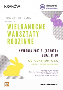 Grafika udostępniona przezOśrodek Kultury Kraków- Nowa Huta