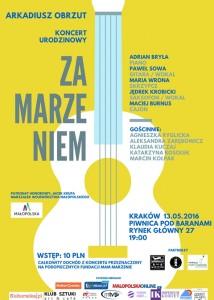 Koncert 13.05.2016