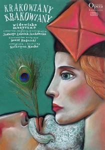 Plakat przesłany przezOrganizatora (Krakowska Opera Kameralna)