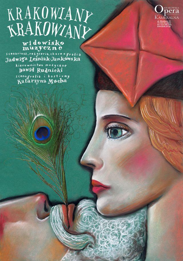 Krakowiany - plakat