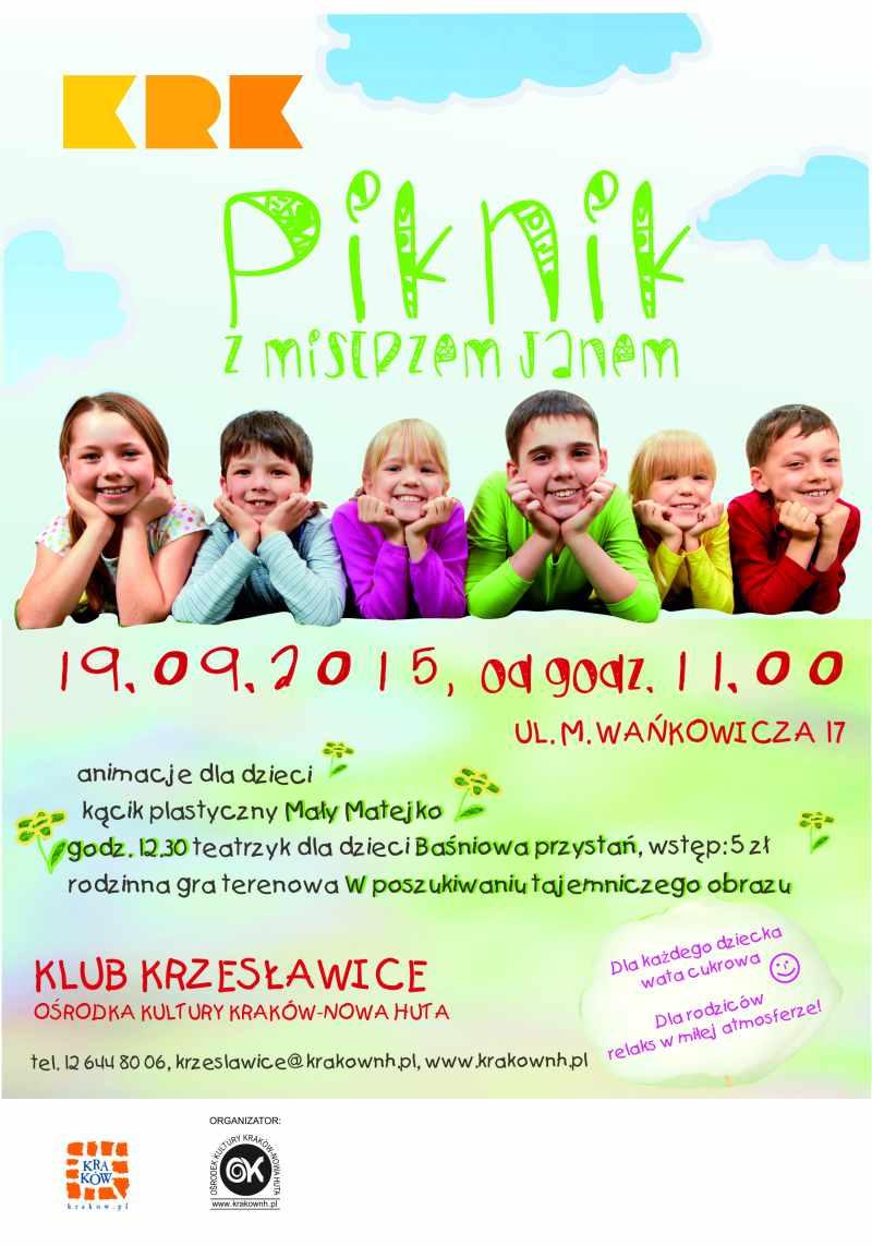 Krzesławice - Piknik z Mistrzem Janem