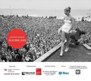 Plakat nadesłany przezOrganizatora (Żydowskie Muzeum Galicja)
