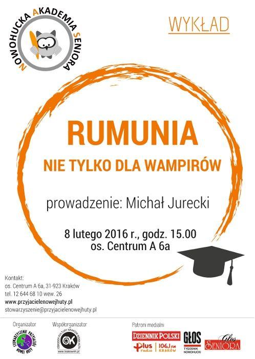 M. Jurecki - Rumunia nie tylko dla wampirów