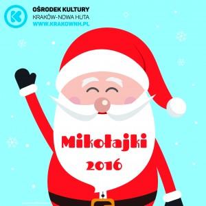 plakat nadesłany przezOrganizatora (Ośrodek Kultury Kraków-Nowa Huta)