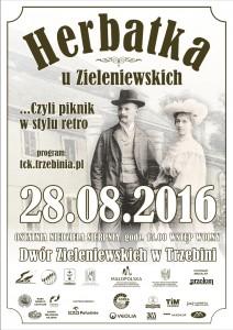 Plakat przesłany przezOrganizatora (Trzebińskie Centrum Kultury)