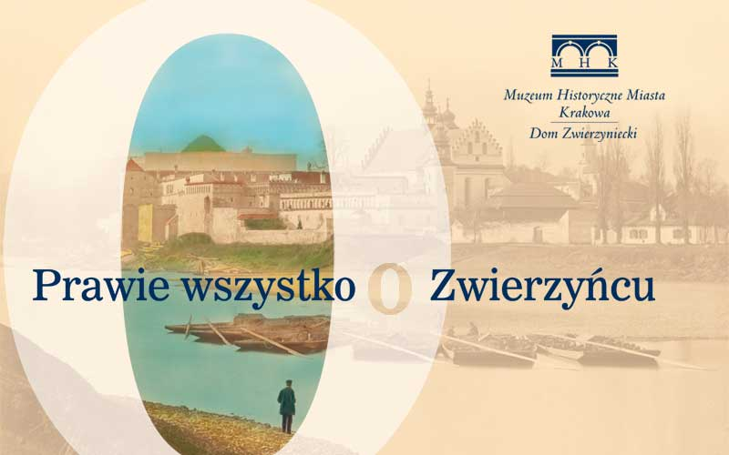 Grafika udostępniona przez  Muzeum Historyczne Miasta Krakowa