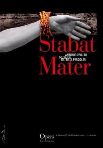 Plakat - Stabat Mater - Proj. Piotr Kunce