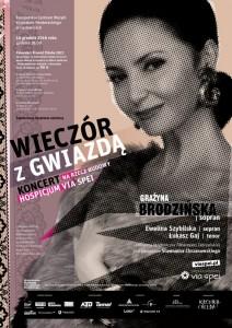 plakat nadesłany przezOrganizatora (Fundację Kromka Chleba)