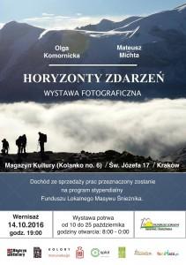 Plakat przesłany przezOrganizatora (Fundacja Magazyn Kultury)