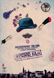 plakat nadesłany przezOrganizatora (Centrum Kultury Dworek Białoprądnicki)