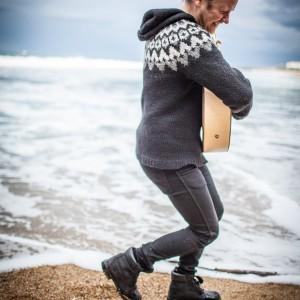 Ragnar Ólafsson - promo foto - duze