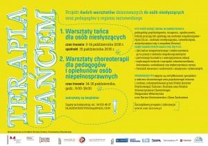Plakat przesłany przezOrganizatora (Centrum Sztuki Mościce).