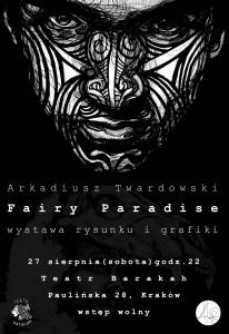 Plakat przesłany przezOrganizatora (Teatr Barakah)