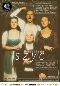 plakat nadesłany przezOrganizatora (Teatr Barakah)