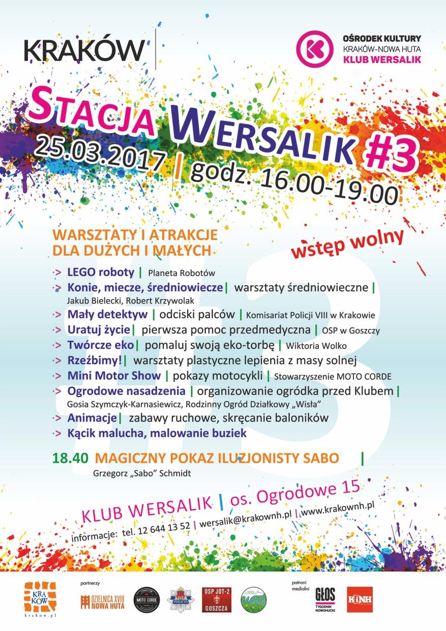 Grafika udostępniona przez  Ośrodek Kultury Kraków-Nowa Huta