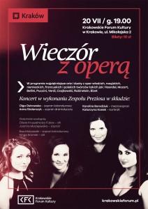 Grafika udostępniona przez: Krakowskie Forum Kultury