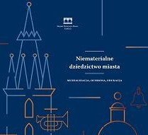 Plakat nadesłany przezOrganizatora (Muzeum Historyczne Miasta Krakowa)