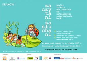 plakat nadesłany przezOrganizatora (Dworek Białoprądnicki)
