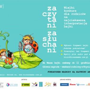 plakat nadesłany przez Organizatora (Dworek Białoprądnicki)