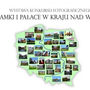 Zamki i pałace na mapie Polski'