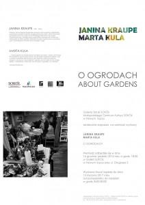 plakat nadesłany przezOrganizatora (Małopolskie Centrum Kultury SOKÓŁ)