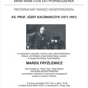 Grafika udostępniona przez: Małopolski Centrum Kultury SOKÓŁ w Nowym Sączu