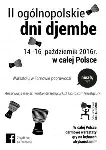 plakat nadesłany przezOrganizatora (Związek Polskich Artystów Plastyków Okręg Tarnowski)