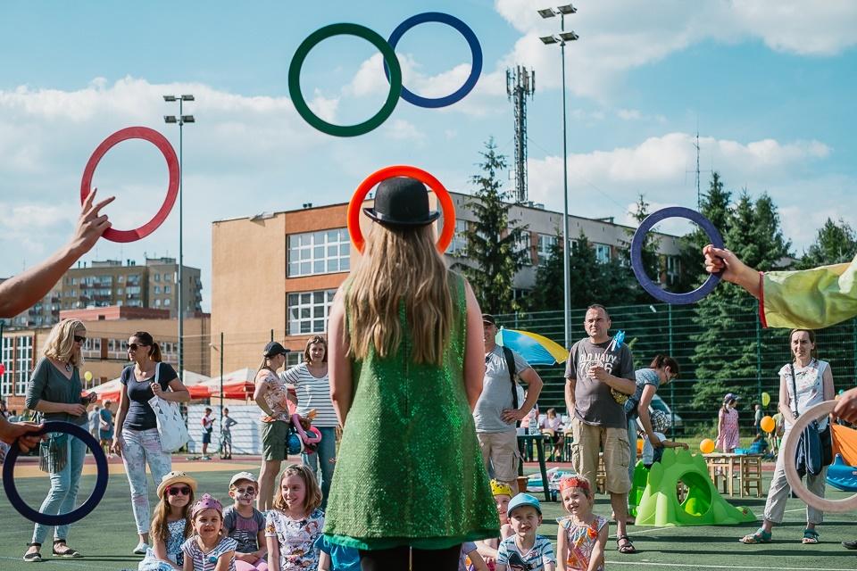 fot. Jacek Smoter - fotografia udostepniona przez: Ośrodek Kultury Kraków-Nowa Huta