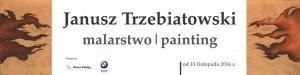 grafika przesłana przezOrganizatora (Pałac Sztuki Towarzystwo Przyjaciół Sztuk Pięknych wKrakowie)