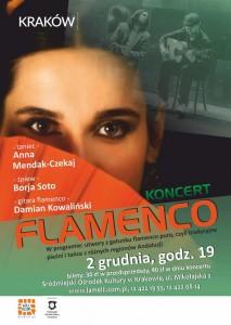 plakat nadesłany przezOrganizatora (Śródmiejski Ośrodek Kultury)
