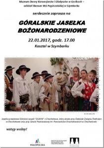Grafika udostępniona przez: Kasztel wSzymbarku