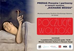 Plakat przesłany przezOrganizatora (Miejski Ośrodek Kultury wNowym Targu)
