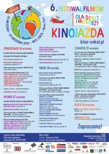 Plakat przesłany przezOrganizatora (MCK SOKÓŁ wNowym Sączu)