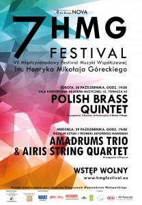 plakat HMG Festival 2017